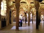 The Mosque of Cordoba - la Mezquita