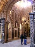 The Mosque of Cordoba - capilla de Villaviciosa