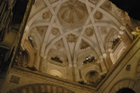 La Mezquita, Cordoba's famed Mosque-Cathedral